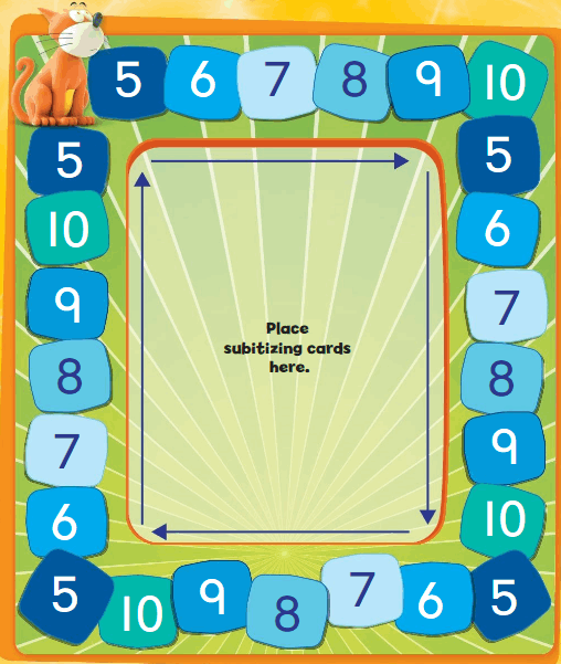 Big Ideas Math Answer Key Grade K Chapter 3 Count and Write Numbers 6 to 10 141