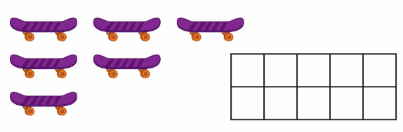 Big Ideas Math Answer Key Grade K Chapter 3 Count and Write Numbers 6 to 10 9