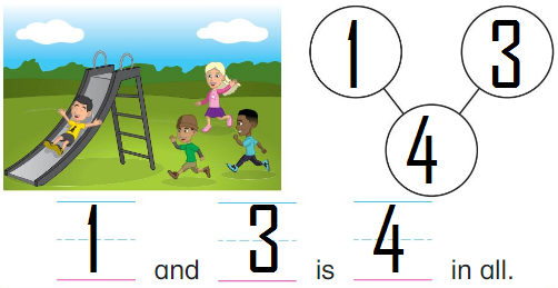 Big-Ideas-Math-Answer-Key-Grade-K-Chapter-6-Add-Numbers-within-10-6.1-2