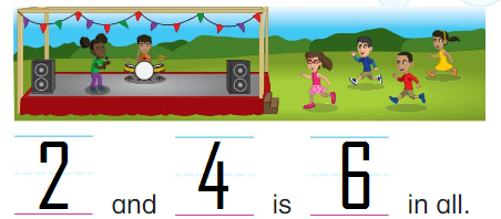 Big-Ideas-Math-Answer-Key-Grade-K-Chapter-6-Add-Numbers-within-10-6.1-8