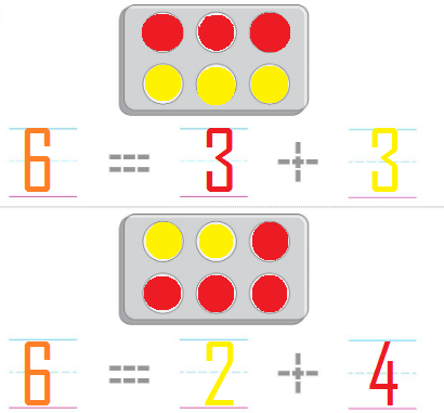 Big-Ideas-Math-Answer-Key-Grade-K-Chapter-6-Add-Numbers-within-10-6.4-12