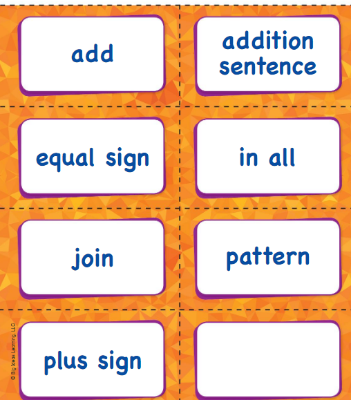 Big Ideas Math Answer Key Grade K Chapter 6 Add Numbers within 10 v 2