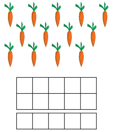 Big Ideas Math Answer Key Grade K Chapter 8 Represent Numbers 11 to 19 8.4 1