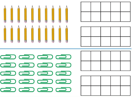 Big Ideas Math Answer Key Grade K Chapter 9 Count and Compare Numbers to 20 9.1 2