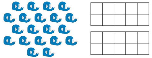 Big Ideas Math Answer Key Grade K Chapter 9 Count and Compare Numbers to 20 9.1 5