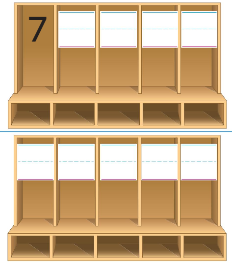 Big Ideas Math Answer Key Grade K Chapter 9 Count and Compare Numbers to 20 9.4 6
