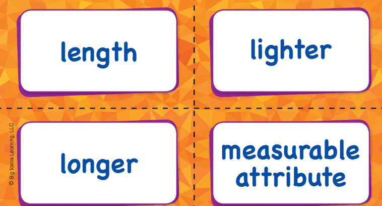 Big Ideas Math Answer Key Grade K Chapter 13 Measure and Compare Objects v 3