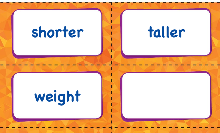 Big Ideas Math Answer Key Grade K Chapter 13 Measure and Compare Objects v 6