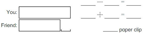 Big Ideas Math Answers 1st Grade 1 Chapter 10 Measure and Compare Lengths 84