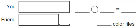 Big Ideas Math Answers 1st Grade 1 Chapter 10 Measure and Compare Lengths 86