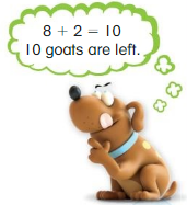 Big Ideas Math Answers 1st Grade 1 Chapter 2 Fluency and Strategies within 10 144