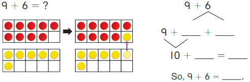 Big Ideas Math Answers 1st Grade 1 Chapter 4 Add Numbers within 20 90