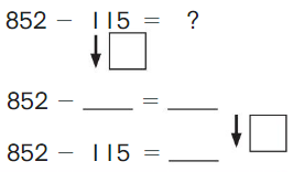 Big Ideas Math Answers 2nd Grade Chapter 10 Subtract Numbers within 1,000 chp 12