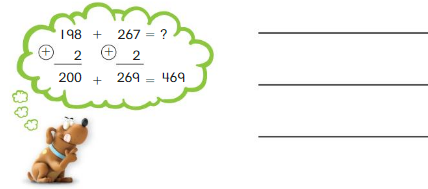 Big Ideas Math Answers 2nd Grade Chapter 9 Add Numbers within 1,000 chp 13