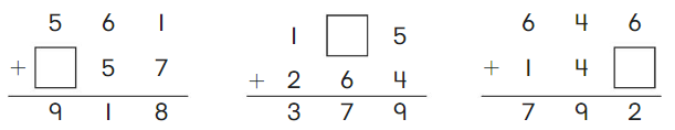 Big Ideas Math Answers 2nd Grade Chapter 9 Add Numbers within 1,000 chp 19