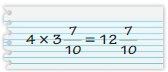 Big Ideas Math Answers 6th Grade 6 Advanced Chapter 2 Fractions and Decimals 21