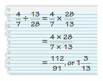 Big Ideas Math Answers 6th Grade Chapter 2 Fractions and Decimals 143