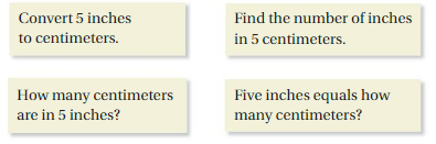 Big Ideas Math Answers 6th Grade Chapter 3 Ratios and Rates 3.6 5
