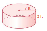 Big Ideas Math Answers 7th Grade Chapter 10 Surface Area and Volume 10.2 16