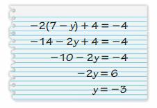 Big Ideas Math Answers 8th Grade Chapter 1 Equations 44