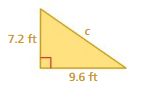 Big Ideas Math Answers 8th Grade Chapter 9 Real Numbers and the Pythagorean Theorem 9.2 17