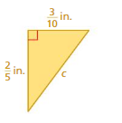 Big Ideas Math Answers 8th Grade Chapter 9 Real Numbers and the Pythagorean Theorem 9.2 5