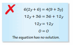 Big Ideas Math Answers Algebra 1 Chapter 1 Solving Linear Equations 51