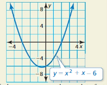 Big Ideas Math Answers Algebra 1 Chapter 7 Polynomial Equations and Factoring 7.5 12