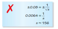 Big Ideas Math Algebra 2 Answer Key Chapter 11 Data Analysis and Statistics 11.5 12