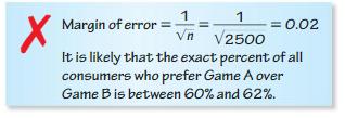 Big Ideas Math Algebra 2 Answer Key Chapter 11 Data Analysis and Statistics 11.5 13