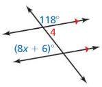 Big Ideas Math Answers Geometry Chapter 3 Parallel and Perpendicular Lines 48