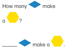 Big Ideas Math Answers Grade 1 Chapter 13 Two-and Three-Dimensional Shapes 42