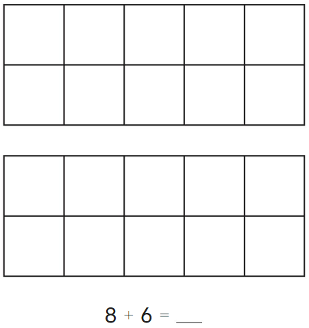 Big Ideas Math Answers Grade 1 Chapter 4 Add Numbers within 20 102