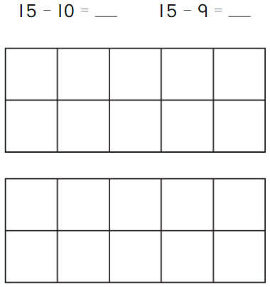 Big Ideas Math Answers Grade 1 Chapter 5 Subtract Numbers within 20 28