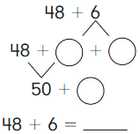 Big Ideas Math Answers Grade 1 Chapter 9 Add Two-Digit Numbers 46