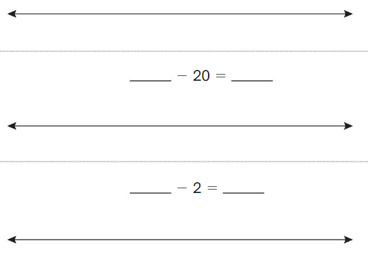 Big Ideas Math Answers Grade 2 Chapter 10 Subtract Numbers within 1,000 10.3 1