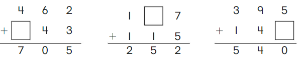 Big Ideas Math Answers Grade 2 Chapter 9 Add Numbers within 1,000 9.7 20