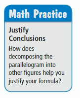 Big Ideas Math Answers Grade 6 Chapter 7 Area, Surface Area, and Volume 12