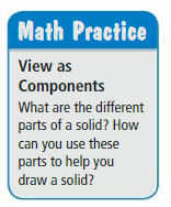 Big Ideas Math Answers Grade 6 Chapter 7 Area, Surface Area, and Volume 128.1