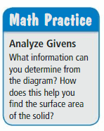 Big Ideas Math Answers Grade 6 Chapter 7 Area, Surface Area, and Volume 204