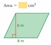 Big Ideas Math Answers Grade 6 Chapter 7 Area, Surface Area, and Volume 35