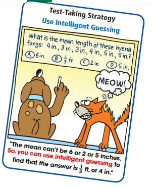 Big Ideas Math Answers Grade 6 Chapter 9 Statistical Measures cp 1