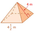 Big Ideas Math Answers Grade 7 Chapter 10 Surface Area and Volume 10.3 20