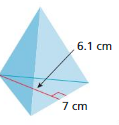 Big Ideas Math Answers Grade 7 Chapter 10 Surface Area and Volume 10.3 9