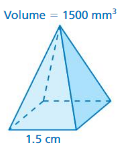 Big Ideas Math Answers Grade 7 Chapter 10 Surface Area and Volume cc 2