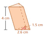 Big Ideas Math Answers Grade 7 Chapter 10 Surface Area and Volume cr 20