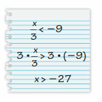 Big Ideas Math Answers Grade 7 Chapter 4 Equations and Inequalities 120