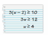 Big Ideas Math Answers Grade 7 Chapter 4 Equations and Inequalities 148