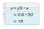 Big Ideas Math Answers Grade 7 Chapter 6 Percents 6.3 7