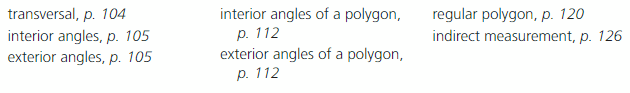 Big Ideas Math Answers Grade 8 Chapter 3 Angles and Triangles 121